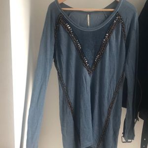 Free people tunic size small
